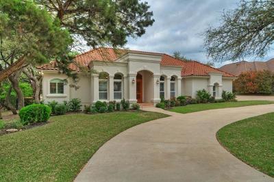 Austin Single Family Home For Sale: 4208 Lakeway Blvd