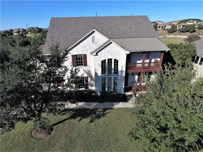 Leander Single Family Home Pending - Taking Backups: 2309 Ambush Cyn