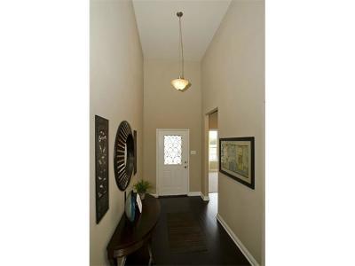 Round Rock Single Family Home For Sale: 3363 De Coronado Trl