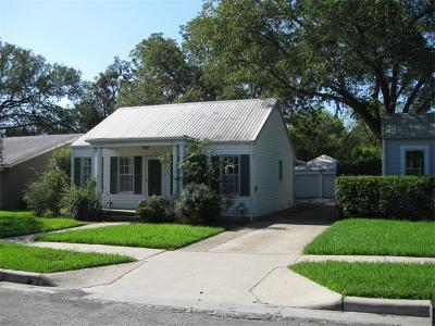 Travis County Single Family Home For Sale: 915 E 38th St