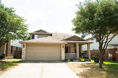 Pflugerville Single Family Home For Sale: 1017 E Sweet Melissa Dr