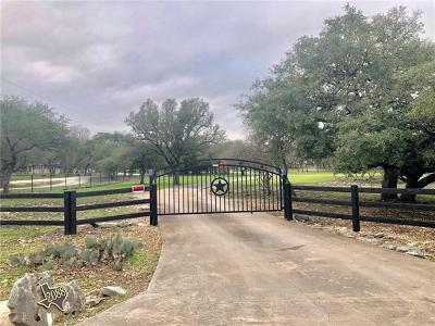 Spring Branch TX Single Family Home For Sale: $565,000