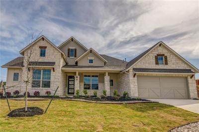Austin Single Family Home For Sale: 18501 McGloin Trl