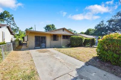 Austin Single Family Home For Sale: 4708 Oak Cliff Dr
