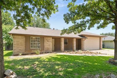Single Family Home For Sale: 1705 Golden Vista Dr