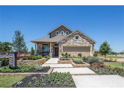 Leander Single Family Home For Sale: 1940 Muhly Bush Bnd