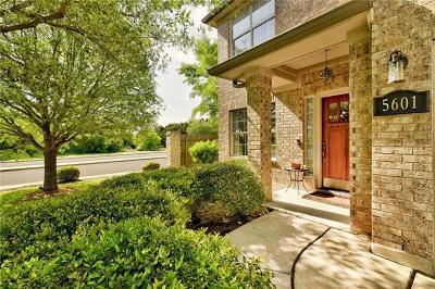 Austin Single Family Home Pending - Taking Backups: 5601 Trelawney Ln