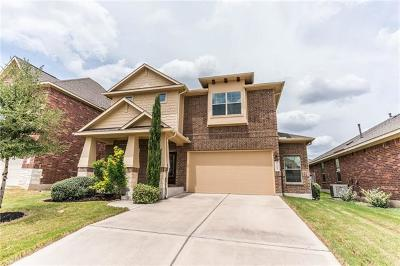 Travis County Single Family Home For Sale: 200 Rose Mallow Way