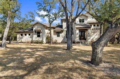 Hays County, Travis County, Williamson County Single Family Home Pending - Taking Backups: 9303 San Lucas