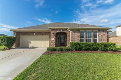 Hutto Single Family Home For Sale: 1122 Enclave Way