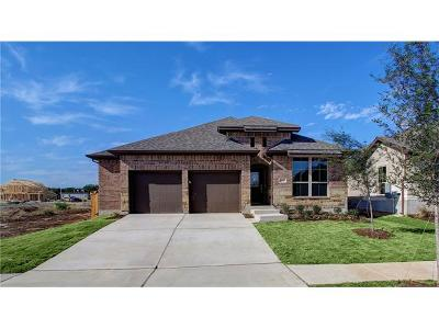 Leander Single Family Home For Sale: 2409 Burberry Ln