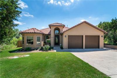 Travis County Single Family Home Pending - Taking Backups: 15209 Lariat Trl