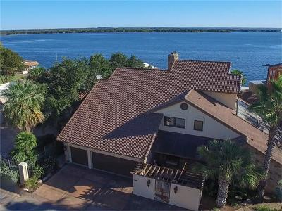 Horseshoe Bay Single Family Home For Sale: 400 Lighthouse Dr