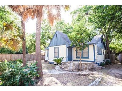 San Marcos Single Family Home Pending - Taking Backups: 510 Harvey St