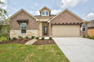 Bastrop Single Family Home For Sale: 115 Breakwater Dr