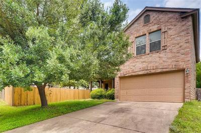 Single Family Home For Sale: 4506 Lyra Cir