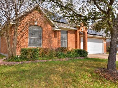 Travis County Single Family Home For Sale: 15001 Purslane Meadow Trl