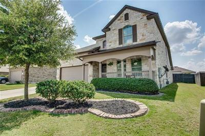 Buda Single Family Home For Sale: 184 Coral Stone Trl