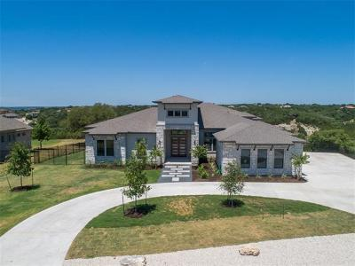 Leander Single Family Home For Sale: 3201 Crystal Falls Pkwy
