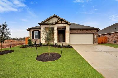 Bastrop Single Family Home For Sale: 113 Edgewater Trl