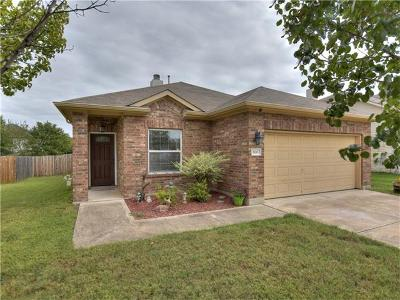 Leander Single Family Home For Sale: 800 Rancho Viejo