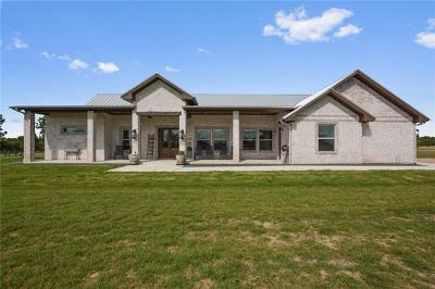 Liberty Hill Single Family Home For Sale: 249 Cowboy Trl