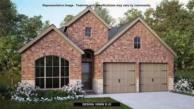 Liberty Hill Single Family Home For Sale: 201 Estima Ct