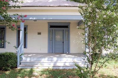 Smithville Single Family Home For Sale: 106 Turney Street St