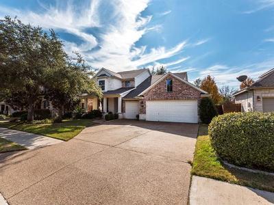Cedar Park Single Family Home For Sale: 2505 Terlingua Dr