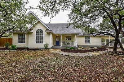 Austin Single Family Home For Sale: 13003C S Madrone Trl