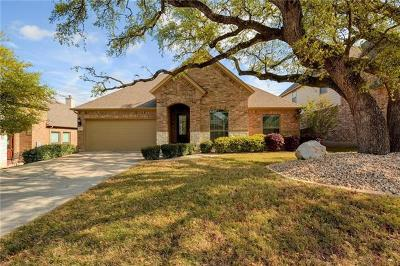 Single Family Home For Sale: 2212 Turtle Mountain Bnd