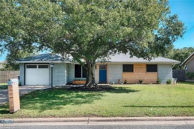 Travis County Single Family Home For Sale: 5605 Wellington Dr
