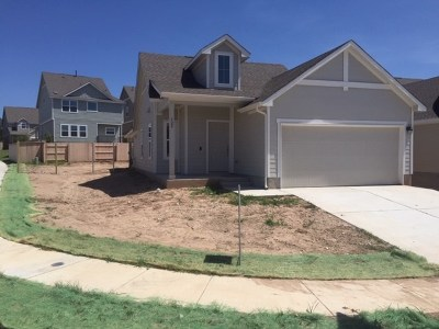 Liberty Hill Single Family Home For Sale: 128 Wind Flower Ln