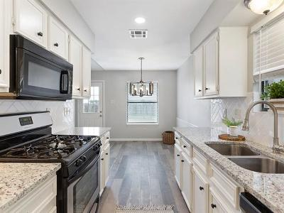 Round Rock Single Family Home Pending - Taking Backups: 1801 Goodson Ct