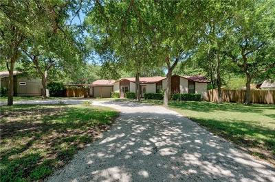 Buda Single Family Home Pending - Taking Backups: 12704 Shady Acres Dr