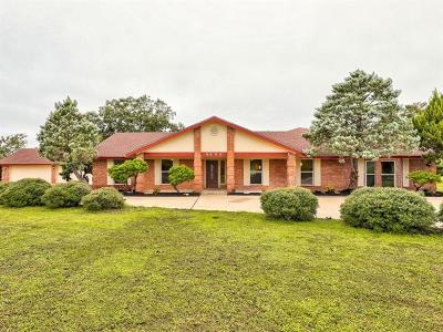 Travis County Single Family Home For Sale: 6000 Easy Meadow Cv