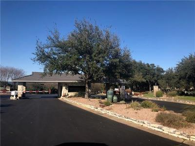Spicewood Residential Lots & Land For Sale: 2104 Cisco Dr