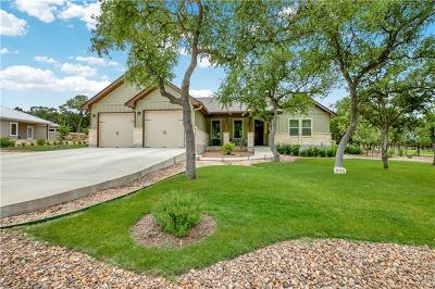 Canyon Lake Single Family Home For Sale: 735 Monarch