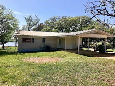 Burnet Single Family Home For Sale: 402 Breezeway