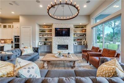 Single Family Home For Sale: 800 Stonewall Ridge Ln