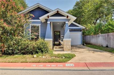 Austin Single Family Home For Sale: 2328 Amur Dr