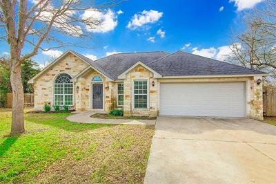 Bastrop County Single Family Home For Sale: 141 Kalalea Ln