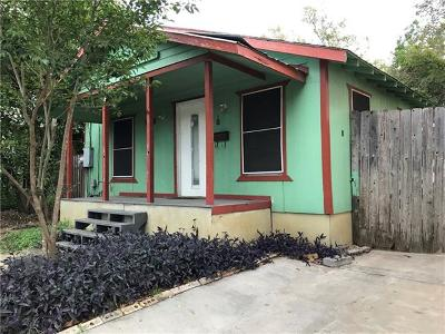 Single Family Home For Sale: 1207 and 1205 E 9th St