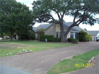 Buda, Kyle Single Family Home For Sale: 311 NE Towhee Dr