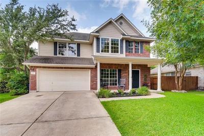Travis County Single Family Home Pending - Taking Backups: 6917 Poncha Pass