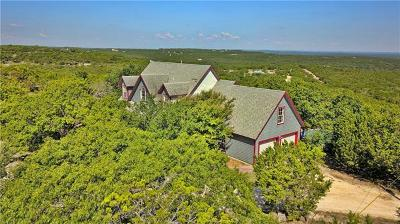 Dripping Springs Single Family Home For Sale: 2800 Stagecoach Ranch Loop