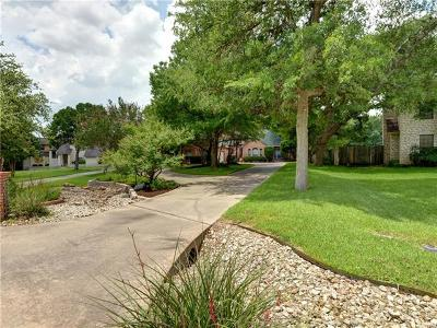 Round Rock Single Family Home For Sale: 1708 Possum Trot St