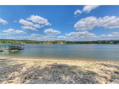 Spicewood Residential Lots & Land For Sale: 3012 Travis Lakeside