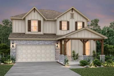 Buda, Kyle Single Family Home For Sale: 127 Everglade Dr