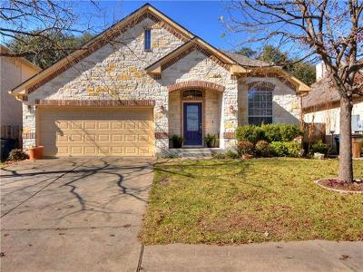 Austin Single Family Home For Sale: 12606 Palfrey Dr